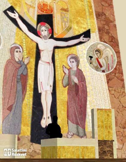75c0bd53b Saletíni odrátavajú 100 dní do posviacky chrámu Panny Márie Lasaletskej
